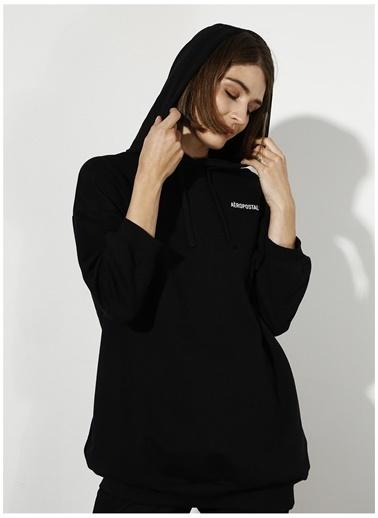 Aeropostale Elbise Siyah